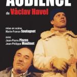 """Audience - Vaclav Havel - Pièce de théâtre """"Absurde"""" engagé"""