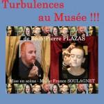 Turbulences au musée - Pièce de théâtre - Comédie picturale