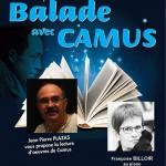 Balade avec Camus - Pièce de théâtre - Lecture Piano
